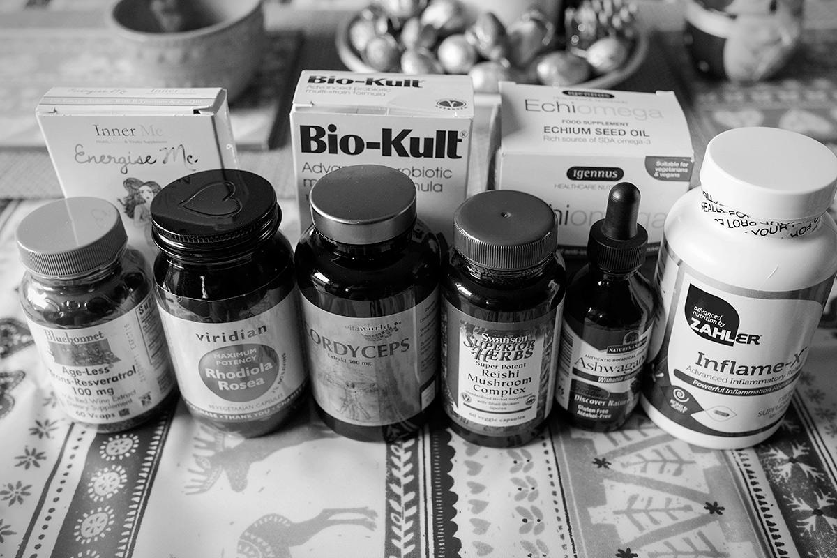 fibromyalgia supplements