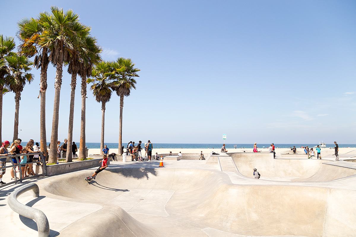 zambiese venice beach - photo#13