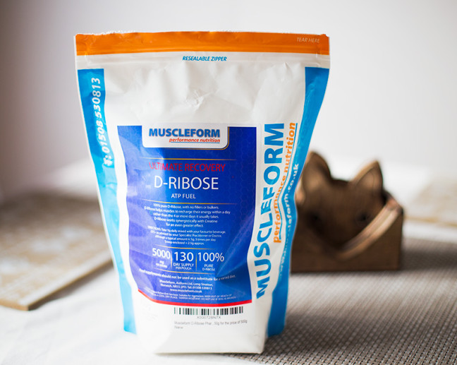 Ribose and fibromyalgia