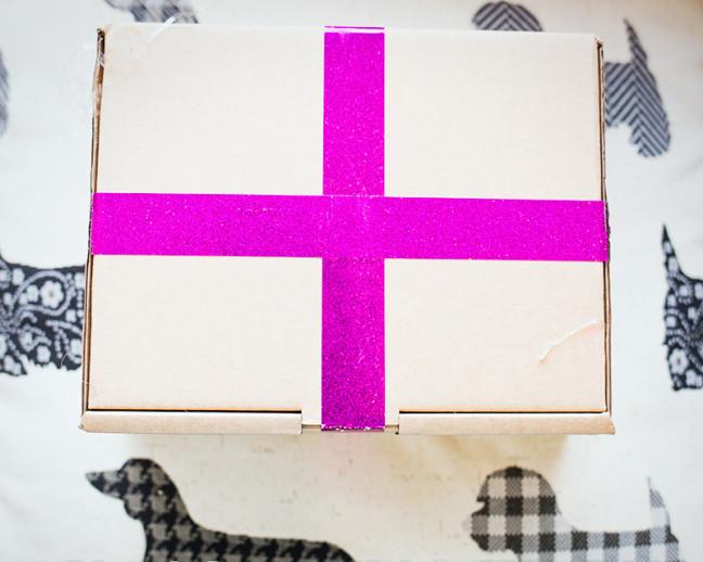 December's Crown and Glory Glitterati box