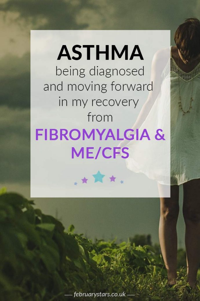 I was diagnosed with asthma. Find out why I feel it is a missing puzzle piece in my recovery from fibromyalgia & CFS
