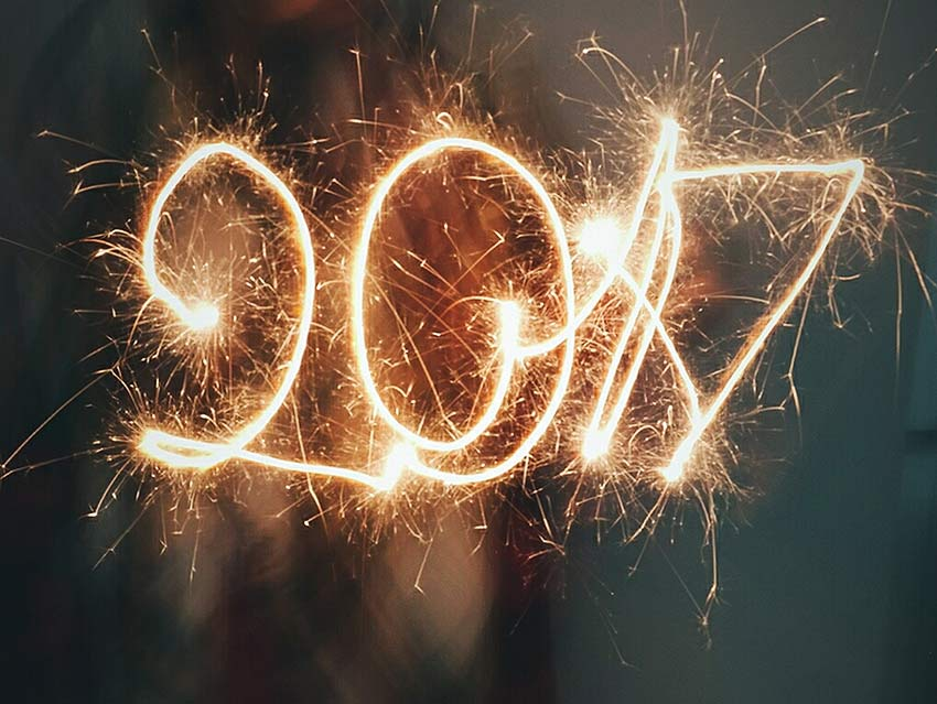 Hello 2017! A few words on 2016 and how I am taking on the New Year