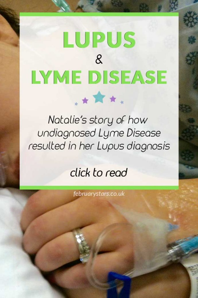 Natalie shares how undiagnosed and untreated Lyme Disease resulted in autoimmunity and a diagnosis of Lupus