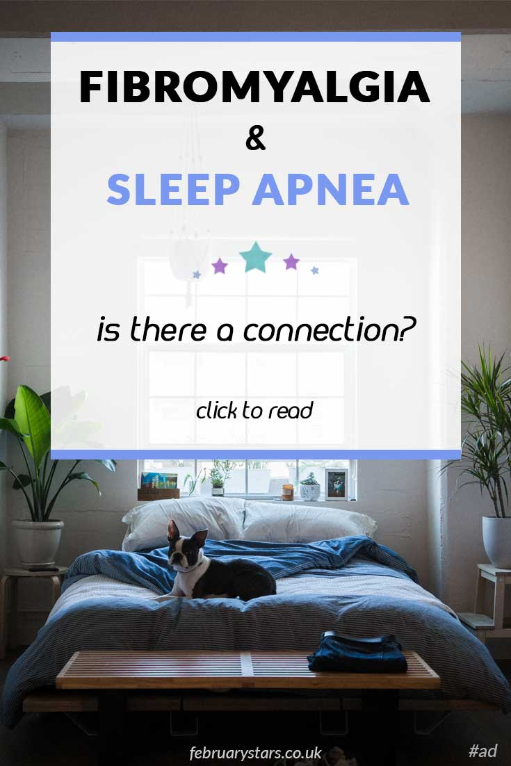 What is the connection between Fibromyalgia and sleep apnea? Learn how one can affect the other and how treating sleep apnea can have a positive impact on Fibromyalgia symptoms. #fibromyalgia #sleepapnea #sleepproblems